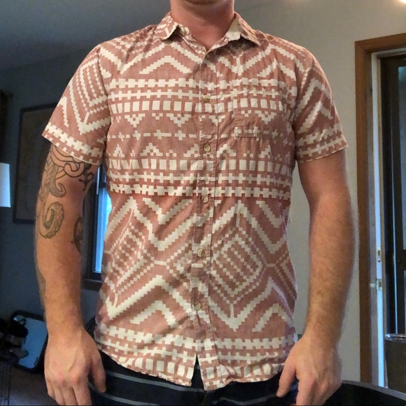 on the byas Other - OTB men's size M shirt